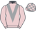 Silk colours for MARCLE RIDGE (IRE), trained by Sam Jukes and owned by Mr C. J. Bennett
