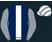 Dark blue, white stripe, grey sleeves, white and grey striped cap}