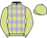 Silk colours for LE LIGERIEN (FR), trained by Philip Hobbs and owned by Mr D. R. Churches