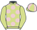 Silk colours for SCOTSIRISH (IRE), trained by W. P. Mullins, Ireland and owned by Double R Stables LLP Syndicate