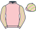 Silk colours for BAIE DES ILES (FR), trained by Ross O'Sullivan, Ireland and owned by Mrs Z. Wentworth
