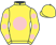 Silk colours for ONE STYLE (FR), trained by Venetia Williams and owned by The Four Bosses