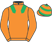 Reassuringly Racy Club silks