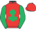 Silk colours for SIR PSYCHO (IRE), trained by Paul Nicholls and owned by Martin Broughton & Friends 3