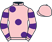 Mr Chris Giles & Sullivan Bloodstock Ltd silks