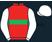 The FOB Racing Partnership 2 silks