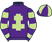 Mr Hugh P. Ward silks