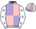 Silk colours for ASK DILLON (IRE), trained by Fergal O'Brien and owned by 4 The Fun Partnership