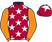 G.P.S. Heart of Racing (Bloodstock) Ltd silks