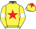 Silk colours for PROTEKTORAT (FR), trained by Dan Skelton and owned by Sir A Ferguson G Mason J Hales & L Hales
