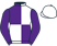 Silk colours for MEASUREOFMYDREAMS (IRE), trained by Gordon Elliott, Ireland and owned by T. Howley Jnr/A. J. O'Ryan/D. McDonnell