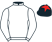 Silk colours for CABARET QUEEN, trained by W. P. Mullins, Ireland and owned by Syndicates.Racing