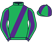 Mr R. J. McSharry silks