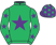 Raymond Scullion/Martin McGrogan silks