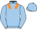 Middleham Park Racing LXXI & Partner silks