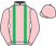 The Pink Pot Partnership LLP silks