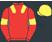 Muir Racing Partnership - Beverley silks