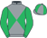 Mr Mark McKay silks