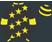 Yellow Star Stud (Nom: Mrs L S de Klerk) silk