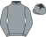 Platinum Thoroughbred Racing Club silks