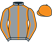 Titanium Racing Club silks
