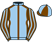 Tucker Stafford & McCormack silks
