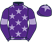 Purple & Lilac Racing X silks