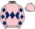 Pink Hat Racing Partnership & Partner silks
