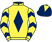 2 Counties Racing silks