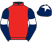 Olly Murphy Racing Club silks