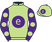 E5 Racing Thoroughbreds, LLC silks