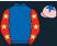 John Rylands and Wetumpka Racing silks