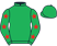 Arrathorne SHB & James Pak Racing silks