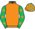 The Fox and Duck syndicate silks
