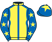 The Golden Horse Racing Club & Syd Hosie silks