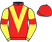 R S Cockerill (Farms) Ltd Racing silks