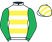 James F. Daly silks