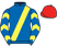 Cracking Name Syndicate silks