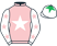 Mr M. Barber Racing silks