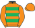 The North South Syndicate silks