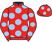 Starting Gate Racing silks