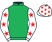 Miss D. McConnell silks