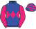 International Racing Club (Nom: M de Haa silk