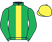 Thurloe Thoroughbreds XLVIII silks