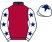 Geoff Maidment & John Raybould silks