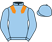 Middleham Park Racing CXX & Partner 1 silks