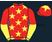 China Horse Club and Ballylinch Stud silks