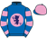 Blue Devil Racing Stable LLC silks