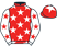 Drumderry Stables Syndicate silks