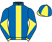 Alsharq racing silks